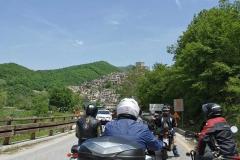 Gita sociale Lago del Turano 23.05
