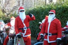 I° Babbo Natale in Moto