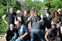 IX° Motoraduno Etruschi Bikers