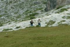 Passo delle Erbe Lago di Carezza