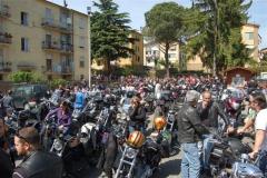 V° Motoraduno Etruschi Bikers