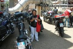 VI° Motoraduno Naz. Santa Fiora